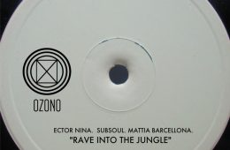 Rave into the Jungle EP - Ector Nina, Subsoul, Mattia Barcellona