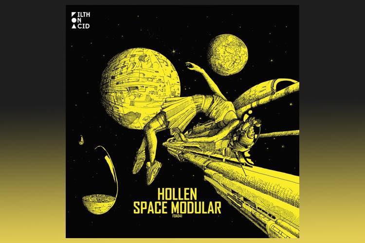 Space Modular EP - Hollen