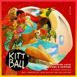 E Samba 2018 Remixes - Tube & Berger, Junior Jack