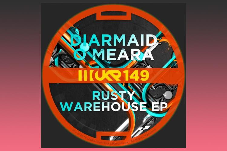Rusty Warehouse EP - Diarmaid O Meara