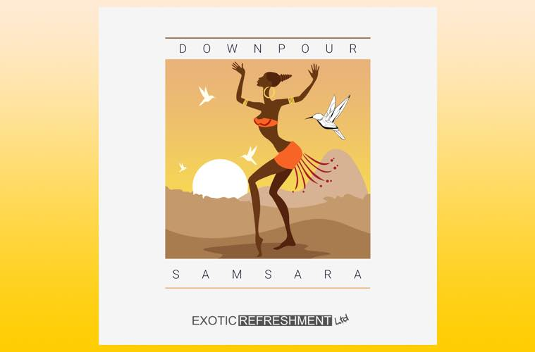 Samsara EP - Downpour