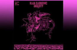Gravity EP - Ilija Djokovic