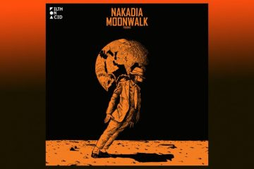 Moonwalk EP - Nakadia