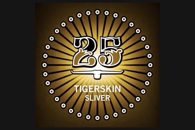 Sliver - Tigerskin