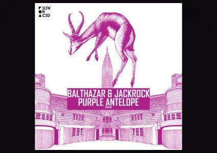 Purple Antelope EP - Balthazar & JackRock