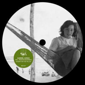 Sugar For The Pill EP - Gabriel Sordo