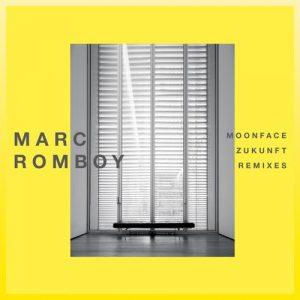 Moonface/Zukunft Remixes - Marc Romboy