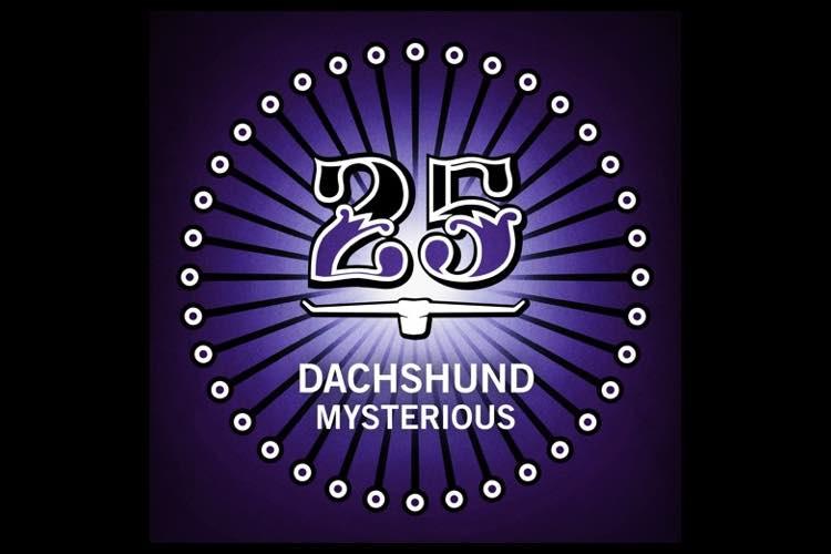 Mysterious EP von Dachshund auf Bar 25 Music