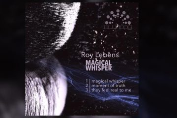 Magical Whisper EP - Roy Lebens
