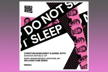 Banana Republic EP - Christian Burkhardt & Daniel Roth