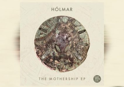 The Mothership EP - Hólmar