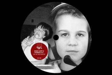 Sit in the Sun EP - Enzo Leep & Thomas A.S.
