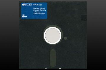 Overdose EP - Oliver Bach