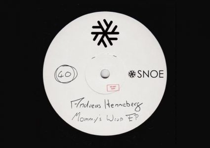 Mommy's Wrap EP - Andreas Henneberg