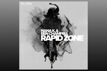 Rapid Zone EP - Nana K. & Ben Champell