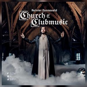 Church of Clubmusic LP - Reinier Zonneveld