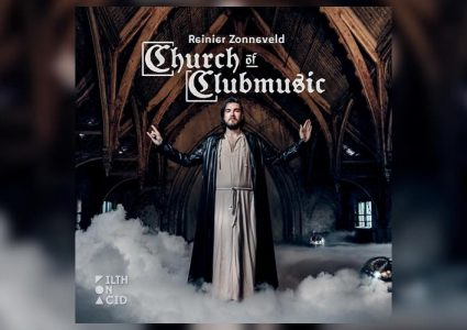 Church of Clubmusic LP - Reinier Zonneveld