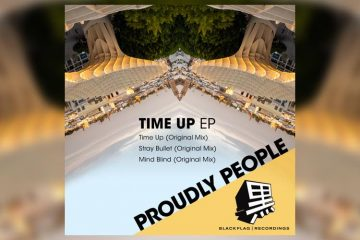 Time Up EP - Proudly People